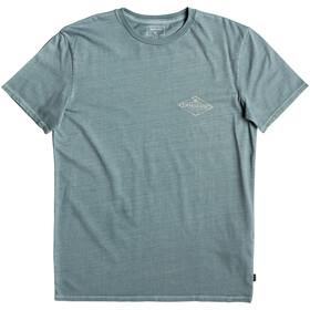 Quiksilver Vibed Shortsleeve Shirt Men teal